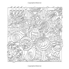 Wow: Angie's Extreme Coloring Books Volume 1 by Angie Grace / Amazon.co.uk