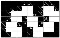 Number Logic Puzzles: 22972 - Kakuro size 3