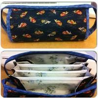 Sew Together Bag by SewDemented | Sewing Pattern $12 for purchase