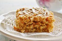 Light Carrot-Cake Bars  from The Joy of Caking