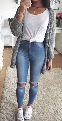 31 Die lässigsten Teenager-Outfits mit Vans – Accessories … 31 The coolest teenage outfits with Vans – Accessories # most casual Trendy Fall Outfits, Best Casual Outfits, Casual School Outfits, Teen Fashion Outfits, Cool Outfits, Simple Girl Outfits, Womens Fashion, Cute Summer Outfits For Teens For School, Cute Casual Outfits For Teens