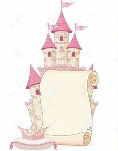 Fairy Tale Theme, Fairy Tales, Birthday Party Invitations, Baby Shower Invitations, Disney Background, Princesas Disney, Girl Birthday, Decoupage, Paper Crafts