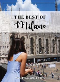 If you are planning a trip to Milan and want some insider tips on where to go, what to eat and where to drink, read our latest post The Best of Milano.
