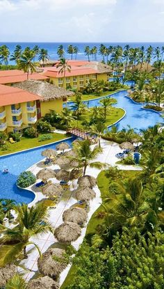 The Best Family-Friendly Punta Cana Resorts Mexico Vacation, Vacation Places, Vacation Destinations, Vacation Trips, Dream Vacations, Vacation Spots, Best Punta Cana Resorts, Punta Cana Vacations, Best All Inclusive Resorts