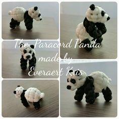 The Paracord Panda made by Everaert Kris