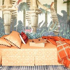 99 Best Decorating With Orange Images Arquitetura
