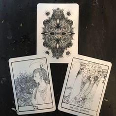 The Efflorescent Tarot