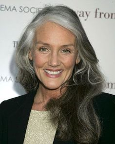 Cindy Joseph. I want to look like that when I'm 60!