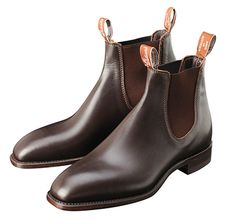 R.M. Williams Craftsman | 10 Pairs of Chelsea Boots on Dappered.com
