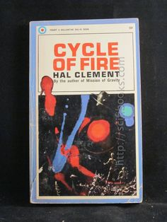 Vintage scifi from scifibooks.com, yours for $7.00.  Spread the word and help Save the SciFi.