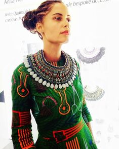 How To Make, How To Wear, African, London, Detail, Unique, Instagram Posts, Beautiful, Jewelry