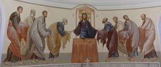 Алтарь Russian Icons, Byzantine Icons, Religious Icons, Orthodox Icons, Altar, Pet Birds, Catholic, Painting, Christ