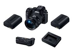 Samsung NX1 Smart Camera with 16-50mm Premium S Lens (Value Pack)