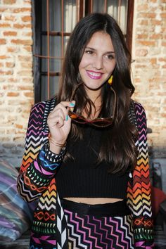 Margherita Missoni!what a DOLL!omg...loves!