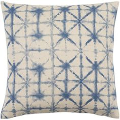 Flashing, starry skies come to mind when you see our Luane Pillow. It's sure to up your style came, pull together your contemporary living area and provide a needed twinkle to the room.