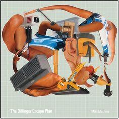The Dillinger Escape Plan - Miss Machine (2004)
