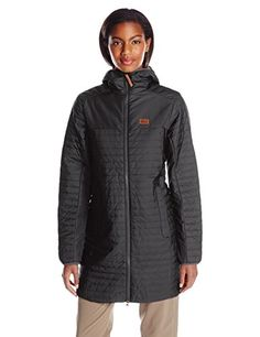 Jack Wolfskin Womens Clarenville Ins Coat XSmall Black * Click on the image for additional details.