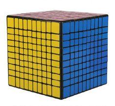 10x10x10 rubik's cube