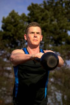 Are you looking for an exercise to improve your posture, strengthen your posterior chain, strengthen your heart, AND help you lose weight? Look no further - you are looking for the kettlebell swing.