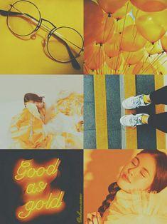 Kisses Delavin | Yellow Aesthetic | Wallpaper Aesthetic Wallpapers, Kisses, Yellow, Art, Art Background, Kunst, Performing Arts, Gold