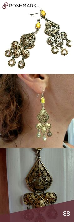 Jeweled Chandelier Earrings | Ba d, Bf and Accessories