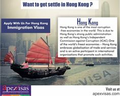 Hong Kong is one of the most corruption-free economies in the world. This is due to Hong Kong's strong public administration as well as Hong Kong's Independent Commission against Corruption (ICAC).  One of the world's freest economies – Hong Kong embraces globalisation of trade and services and is an active participant in international organisations that promote such activities.