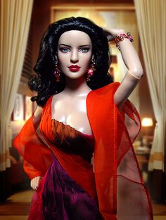 Wonder Woman 52 (2013) outfit : Autumn Sonata (2005)