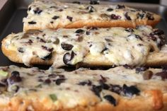 Olive Cheese Bread-Pioneer Woman