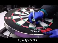 Like every other item you might possess, how to clean dart board, your darts and dart board require consistent.There is a method to cleaning your darts which differs from the normal Dart Board Backboard, Best Darts, Play Darts, Game Room Basement, Steampunk Diy, Steampunk Necklace, Poker Table, The Help, Cleaning