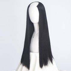 Peruca semi in forma de U din par sintetic, dreapta, pentru mai mult volum Fashion, Lady, Moda, Fashion Styles, Fashion Illustrations, Fashion Models