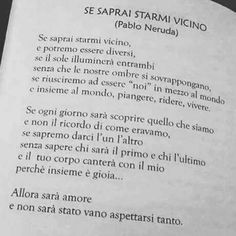 Parole di Vita Wise Quotes, Poetry Quotes, Book Quotes, Words Quotes, Stop Thinking, Love You, Let It Be, Pablo Neruda, Bukowski