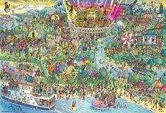 Spaß für zwischendurch: Wo ist Walter? Festival-Edition