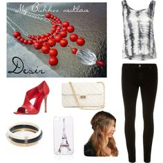 """""""Desir"""" by rere2111 on Polyvore"""
