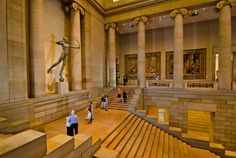 """The Philadelphia Museum of Art introduces """"Pay What You Wish"""" Wednesday Nights. (Photo by B. Krist for GPTMC)"""