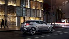 The All New Toyota C-HR: Make A Stand https://www.designlisticle.com/the-all-new-toyota-c-hr-make-a-stand/