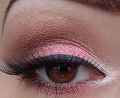 Pink Valentine  (Lynci loves pink eye shadow!)