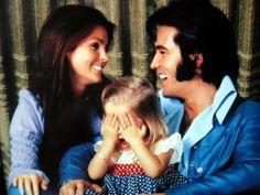 Elvis and Pricilla Presley