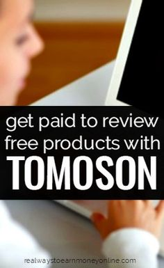 If you are a blogger or online influencer, you can earn money reviewing products (free) from brands through Tomoson. They're a very reputable company that's in the business of connecting influencers to brands.