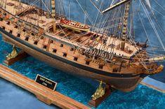 Ron Neilson Ship Models   HMS Ardent