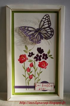 Painted Petals Stampin'Up
