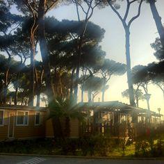 Camping Village Fabulous in Roma, RO
