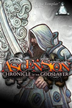 Ascension is a deck building game in the same category as Dominion or Thunderstone. Fast paced deck-building game designed by Magic� Pro Tour champions Justin Gary, Rob Dougherty, and Brian Kibler! This game was designed by gamers, for gamers. My favourite deck building game! -Abby