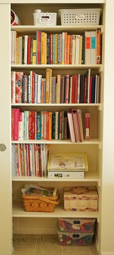 Cooking With Libby: Pantry Organization {Kitchen Organization}