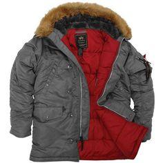 Детская аляска куртка
