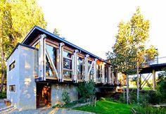 Casa Rustica Moderna / Rustic Modern Home  - Chile