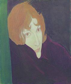 Austin Osman Spare, Head of a girl