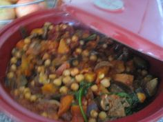 Create it Mummy Tagine - make ahead and cook slowly