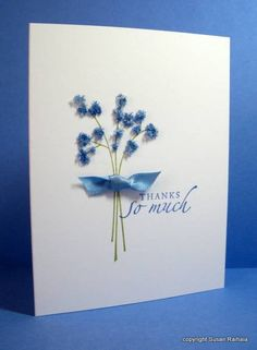 Flower Soft Stem by LateBlossom - Cards and Paper Crafts at Splitcoaststampers