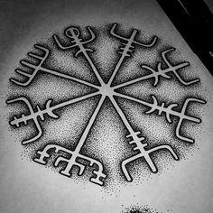 Head Tattoos, Mini Tattoos, Forearm Tattoos, Body Art Tattoos, Tattoos For Guys, Sleeve Tattoos, Tribal Tattoos, Negative Tattoo, Scandinavian Tattoo