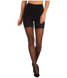 Spanx Sheer Fashion Polka Dot 961